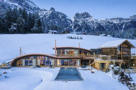 PRIESTEREGG Premium ECO Resort Villa ETANER (c) Guenterstandl