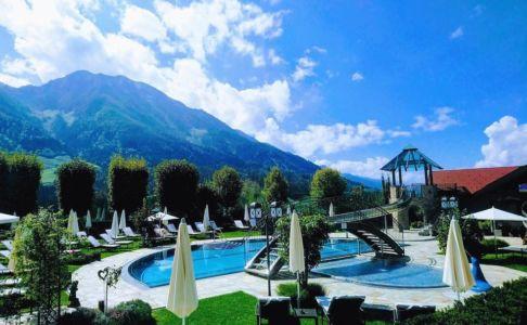 Pool Berghof Alpendorf